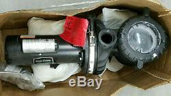 Sta-Rite Max-E-Pro P6E6G-208L In-Ground Pool Pump 230v 2HP Damaged Mounting