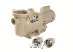 Superflo Inground Swimming Pool Pump Motor Replacements Parts Heavy Duty New