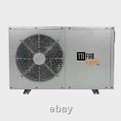 Swimming Pool Heat Pump faster & cheaper than AquaCal Tropical T115 Heat Pump