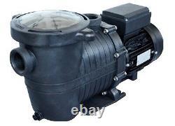 Swimming pool pump 1hp