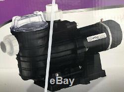 Utilitech 1hp In-ground Pool Pump UT1100IGPP 1 Speed