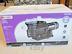 Utilitech In-Ground Pool Pump, # 0240058