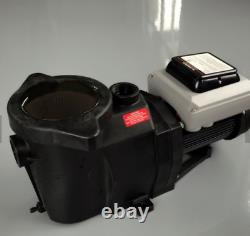 Variable speed Pool Pump 1.5 HP In ground 1.5 Fittings 220V Energy Efficient