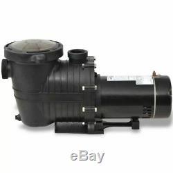 VidaXL Inground/Above-ground Pool Pump 0.75 HP Self Priming Water Cleaner