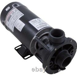 Waterway Center Discharge 48-Frame 1-1/2HP Dual-Speed Spa Pump, 230V 3420620-15