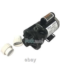 Waterway Iron Might 3410030-1E Circulating Pump 1/15th HP, 115 Volts with Unions