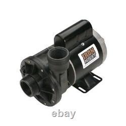 Waterway Plastics 806105066381 Iron Might 1/8 HP 230 Volts Spa Pump 0.8Amps 48FR