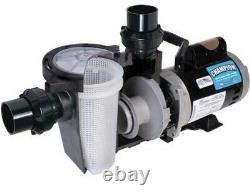 Waterway Power Defender 165 Variable Speed Pool Pump 1.65 HP 230V PD-VSC165