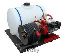Wildfire Skid Unit Fire Pump System for Utility Vehicles UTVs Side by Side Honda