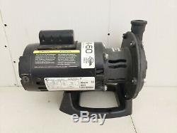Zodiac PB4-60 Polaris In ground Pool Booster Pump w 60 Hertz Motor Black
