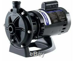 Zodiac Polaris Pb4-60 Inground Swimming Pool Booster Pump For Pressure Cleaner